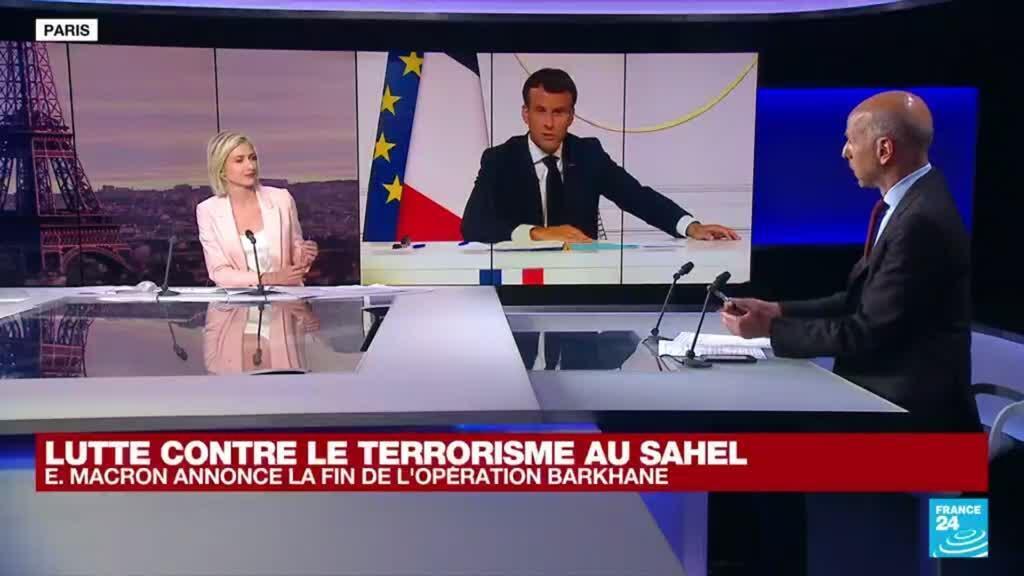 2021-06-10 18:15 Lutte contre le terrorisme au Sahel : une mission de soutien en remplacement de Barkhane