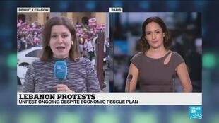 2019-10-23 15:02 Latest on the protests in Lebanon