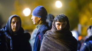 قضية المهاجرين ستكون في قلب المباحثات بين ميركل وأردوغان في أنقرة.