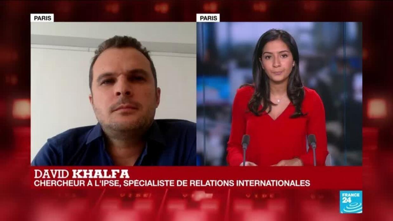 Tensions Entre Israël Et La Bande De Gaza