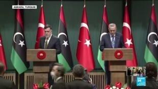 2020-06-05 09:16 Guerre en Libye : le gouvernement d'union dit avoir repris Tripoli