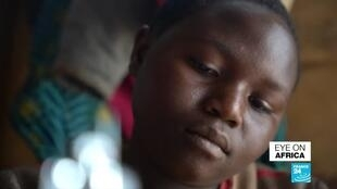 2020-11-20 21:54 Children orphaned by Ebola in DR Congo try to rebuild their lives