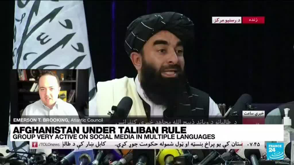 2021-08-17 20:05 Afghanistan's ruling Taliban pledge peace and women's rights as they strike conciliatory tone