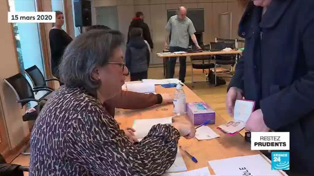 2020-05-20 11:09 Élections municipales en France : Édouard Philippe reçoit les chefs de partis