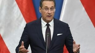 Austria's opposition has called for the resignation of far-right leader and Vice-Chancellor Heinz-Christian Strache