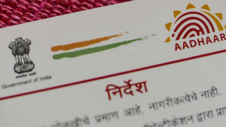 Aadhaar, la plus grande base de données du monde.