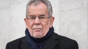 """""""Enfant de réfugiés"""" et pro-européen, Alexander Van der Bellen est le neuvième président de l'Autriche."""