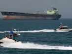 Iran seizes foreign tanker with 12 crew 'smuggling fuel' in Gulf