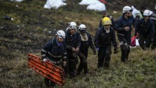 L'appareil de la compagnie bolivienne LaMia s'était écrasé à environ 50 km de Medellin, le 28 novembre 2015.