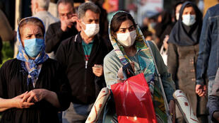 The novel coronavirus has infected 1.4 million people in Iran and killed more than 58,500, according to the health ministry