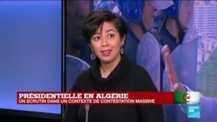"""2019-12-13 14:05 Présidentielle en Algérie : """"Légitime ou pas, le président aura le pouvoir du sceau, du tampon"""""""