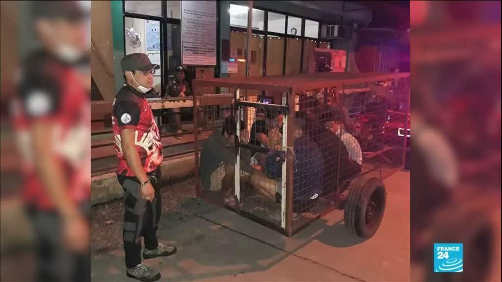 """2020-05-14 01:09 Covid-19 : """"Abattez-les !"""" : répression par la force durant le confinement aux Philippines"""