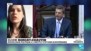 2020-05-22 12:08 En Argentine, la restructuration de la dette à nouveau prolongée