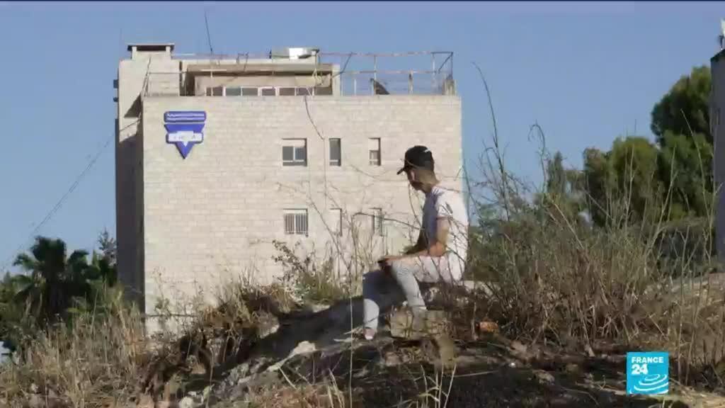 2021-05-20 11:03 Conflit Israélo-palestinien : le fossé se creuse entre Jérusalem-est et Jérusalem-ouest
