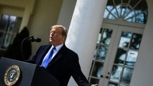 US President Donald Trump shocked allies and senior figures in his own administration by announcing in December the US was carrying out a full troop withdrawal from Syria