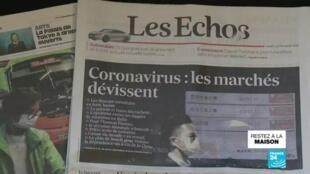 2020-04-21 17:01 Pandémie de Covid-19 : une nouvelle menace pour la liberté de la presse, selon RSF