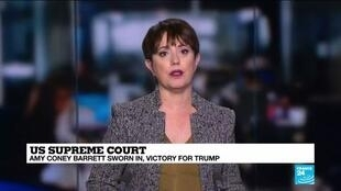 2020-10-27 11:01 Courting controversy: Supreme Court confirmation rankles progressives