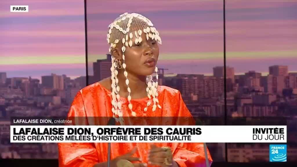 """Lafalaise Dion, créatrice de mode : """"Nous devons être fiers de la spiritualité africaine"""""""