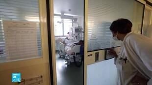 ألمح وزير الصحة الفرنسي إلى إمكانية فرض إغلاق شامل في نيس