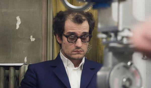 """Louis Garrel plays Jean-Luc Godard in """"Le Redoutable"""", which the subject has dismissed as a """"stupid idea"""". Copyright: StudioCanal"""