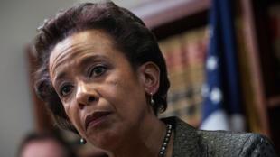 Loretta Lynch devrait succèder à Eric Holder au poste de ministre de la Justice.