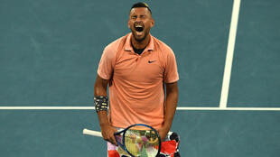 Australia's Nick Kyrgios is a combustible character on court