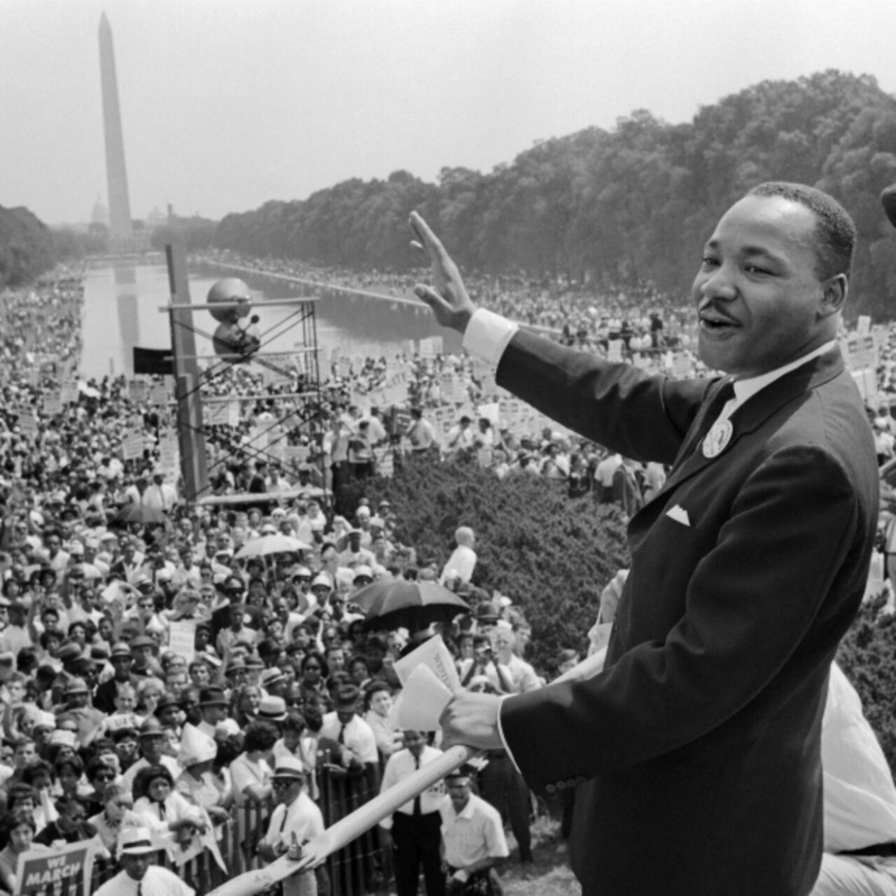 50 Years Since The Assassination Of Martin Luther King Jr His Final Speech Is Commemorated