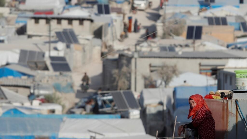وزارة الدفاع التركية تسقط طائرة مسيرة مجهولة المصدر على الحدود مع سوريا