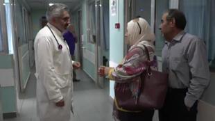 F24 Screen Grab Lebanon hospital
