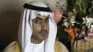 Hamza Ben Laden, l'un des fils du leader d'Al-Qaïda, considéré comme l'héritier de l'organisation terroriste.
