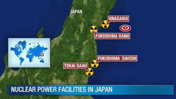 Nuclear power facilities in Japan