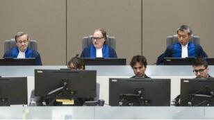 La cour pénale internationale de la Haye, aux Pays-Bas, en juillet 2017.