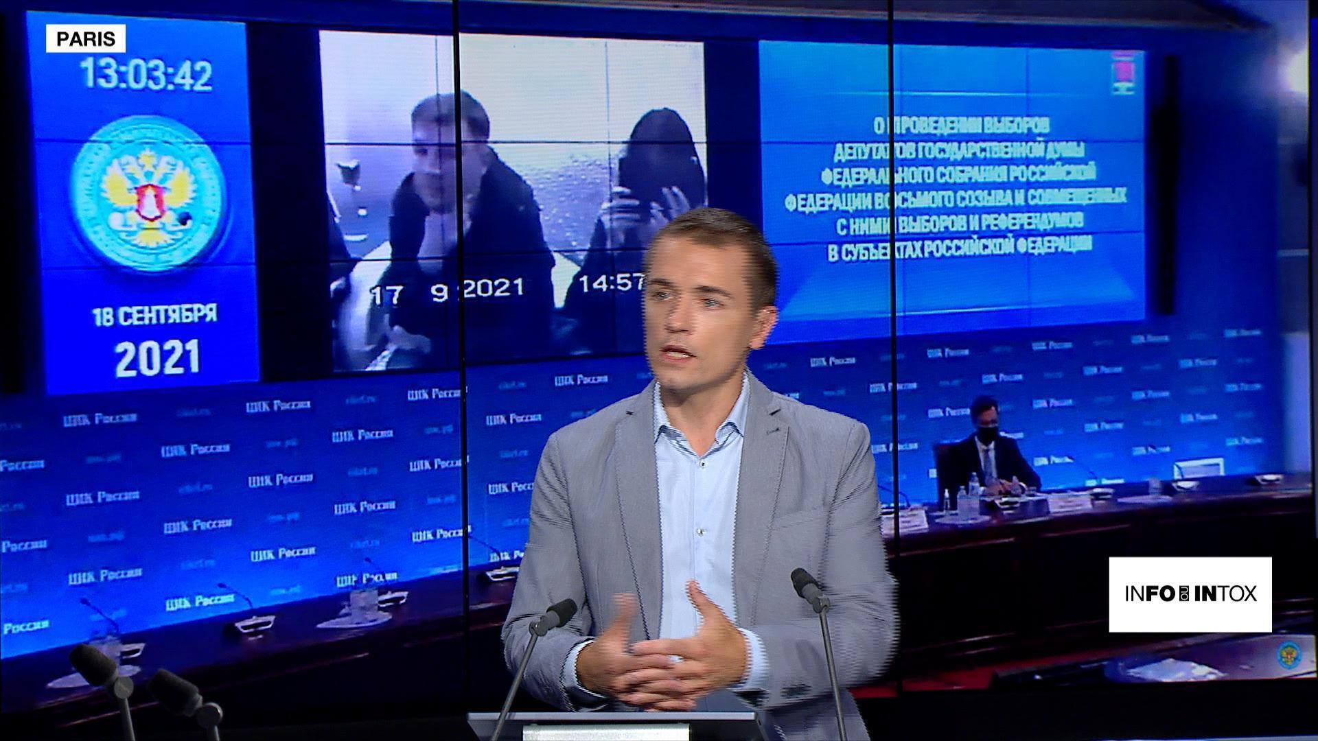 Elections en Russie : Des images de fraude... frauduleuses ?
