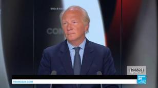 Brice Hortefeux, député européen et conseiller politique Les Républicains.