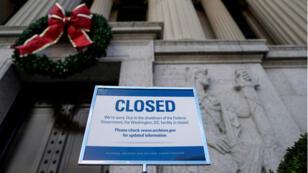 El Archivo Nacional es uno de los afectados por el cierre parcial del gobierno.