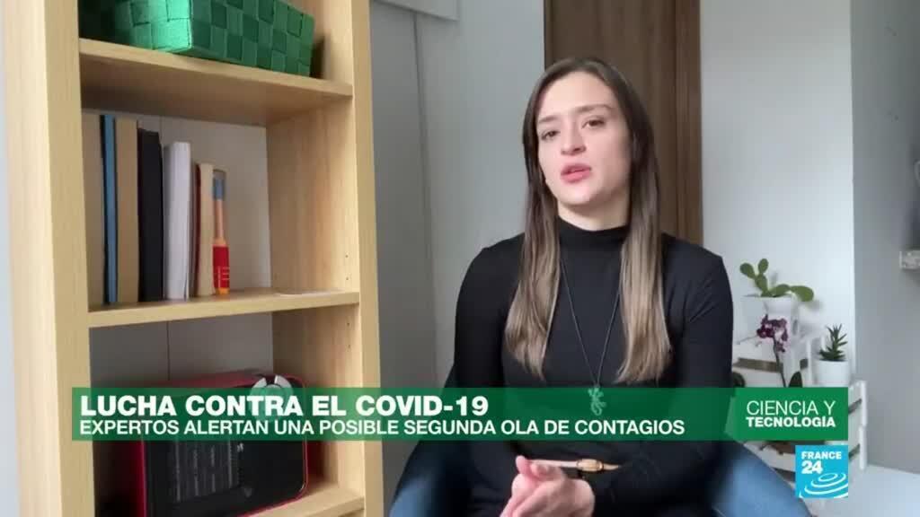 2020-04-23 01:45 Covid-19: expertos alertan sobre posible segunda ola de contagios
