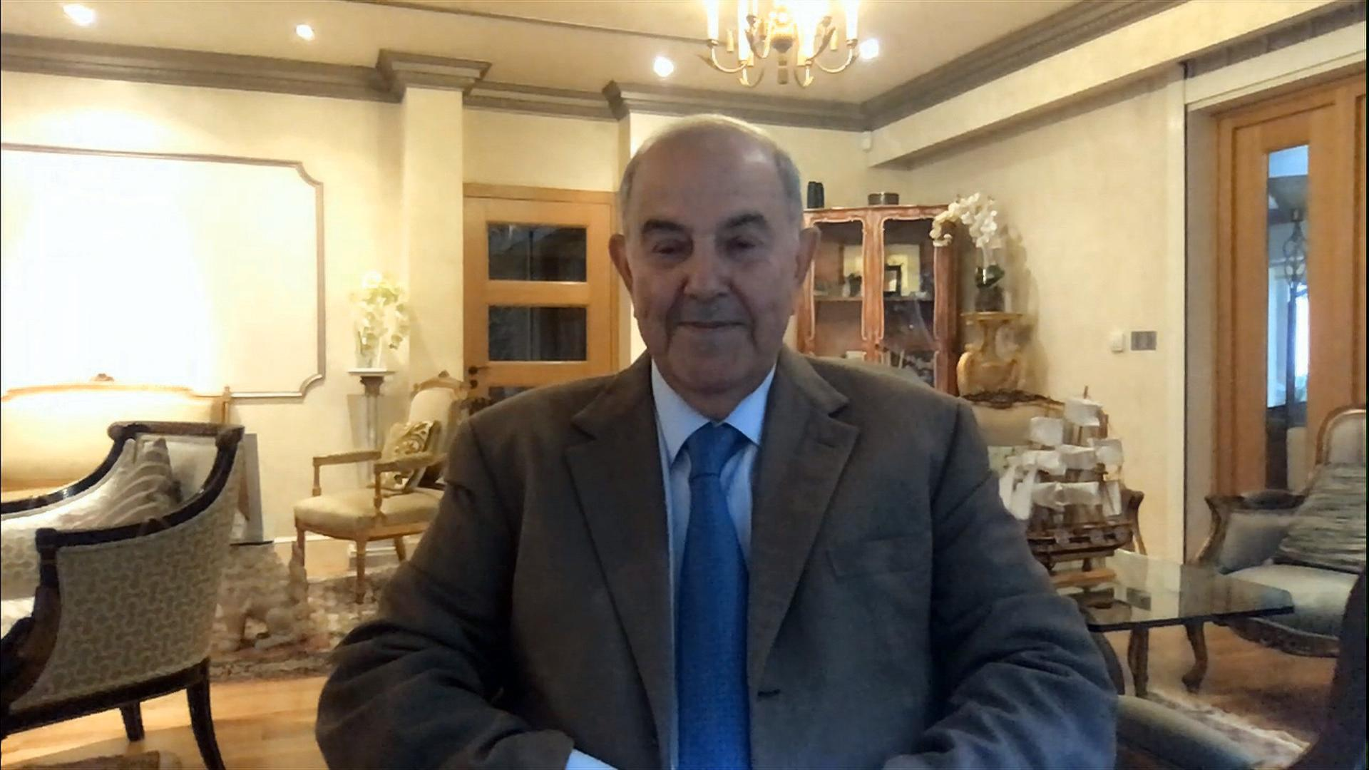 Iyad Allaoui - premier ministre irakien