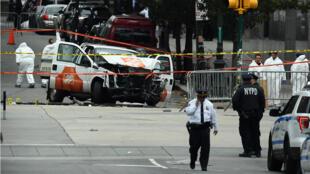 L'assaillant de l'attaque de Manhattan serait un Ouzbek de 29 ans ayant émigré aux États-Unis en 2010.
