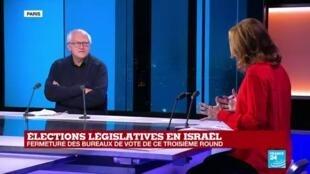 2020-03-02 21:06 Elections en Israël : Netanyahu peut-il faire voter une loi d'impunité pour éviter d'être jugé ?
