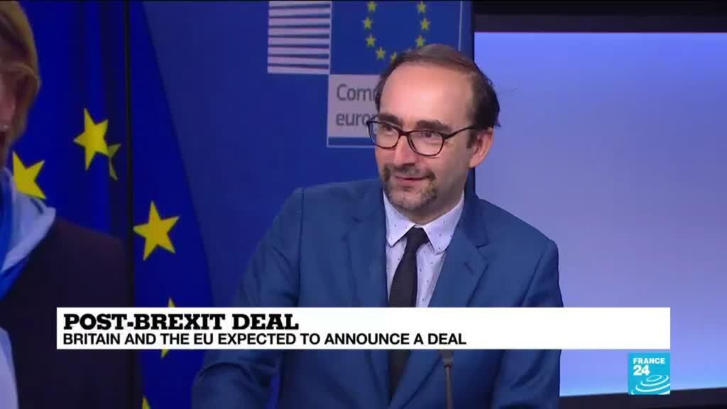 2020-12-24 10:03 On cusp of Brexit trade deal, EU and UK haggle over fish