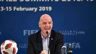 FIFA President Gianni Infantino is pushing for a 48 team World Cup
