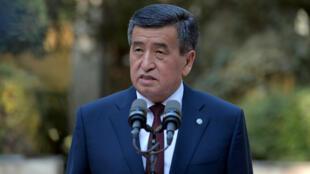 KirguistanPresidente