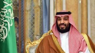 Le prince héritier Mohammed ben Salmane à Jeddah, le 18 septembre 2019.