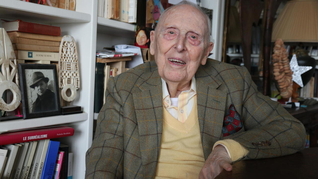 France pays homage to WWII Resistance hero Daniel Cordier