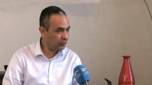 Le romancier Kamel Daoud.
