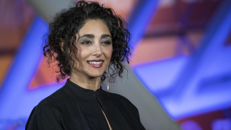 Exiled actress Farahani decries 'massacre' in Iran