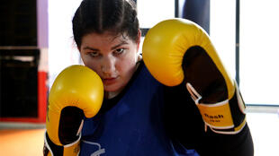 Aged 15, Elsidita Selaj began hitting the boxing gym every day after school, begging to be trained in a sport considered the domain of men in a country with strict gender roles