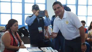 Informe del TSE en Costa Rica refleja el triunfo parcial de Fabricio Alvarado con un 24,79% de los votos y 5891 juntas procesadas.