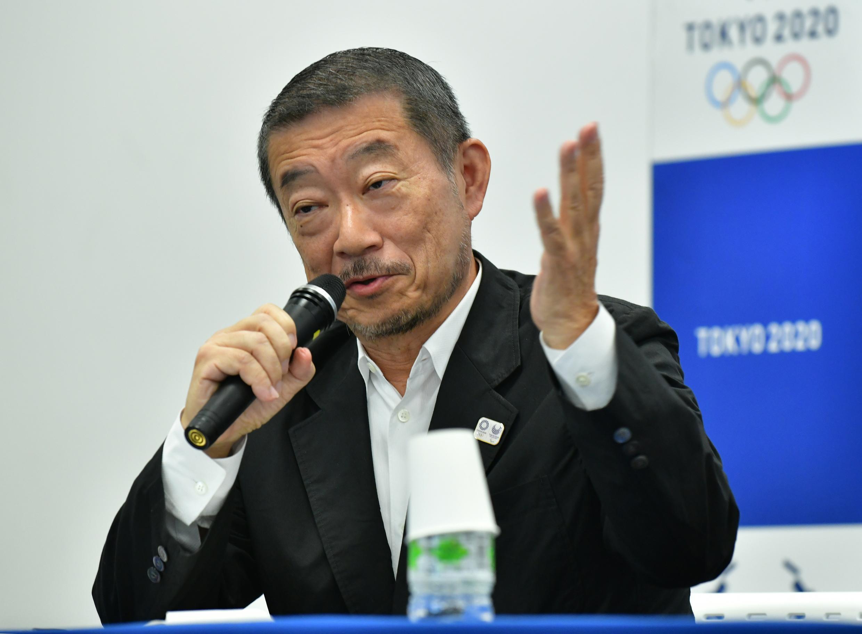 Hiroshi Sasaki en Tokio, el 31 de julio de 2021