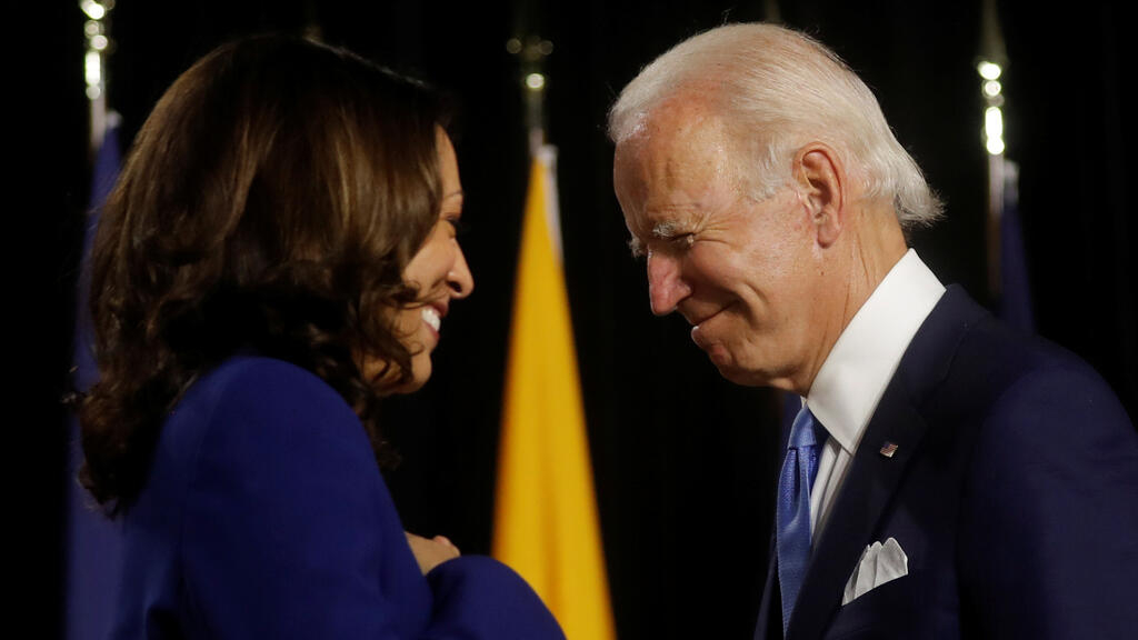 Biden, Harris launch campaign with promise to 'rebuild' broken America